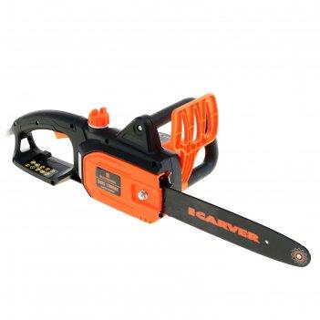 Пила carver rse-1500м, электрическая, 1000 вт,  30 см (12), паз 1.3 мм, ша