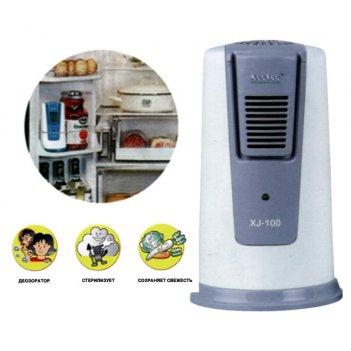 Очиститель воздуха с уф лампой (silver gray) neo-tec xj-3500