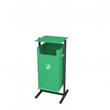 Урна «гном» 30л (зелёная)