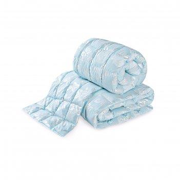 Одеяло утяжелённое, размер 170x195 см, лузга гречихи, тик