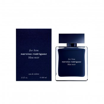 Туалетная вода narciso rodriguez for him bleu noir, 100 мл