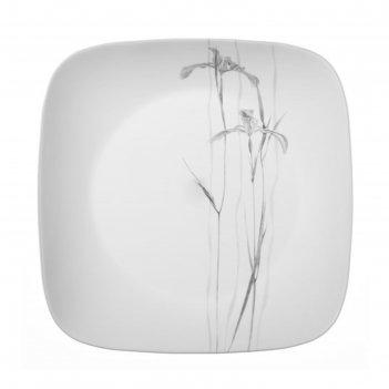 Тарелка обеденная shadow iris, размер 26 см
