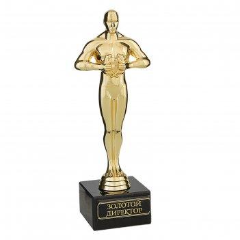Оскар золотой директор