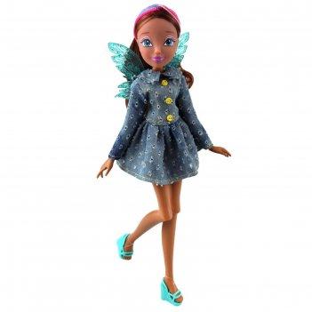 Кукла winx club стильная штучка лейла