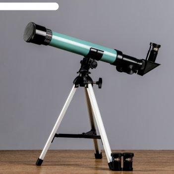 Телескоп настольный сувенирный астрономия сменные линзы 20х-30х-40х