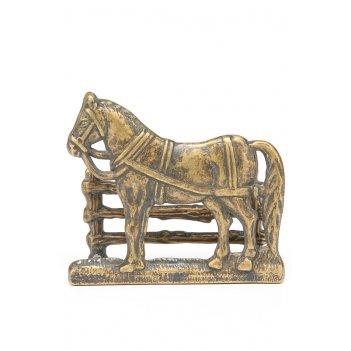 Подставка лошадь, 15х13,5 см