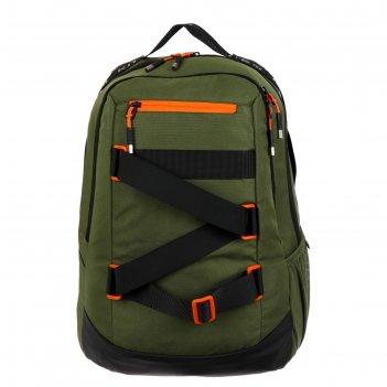 Рюкзак молодёжный эргономичная спинка, kite 939, 46 х 30 х 13, сity, зелён