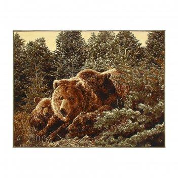 Ковер фауна-т размер 205*150 см,  50633/01
