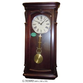 Настенные часы gastar  g30369d  (дерево)