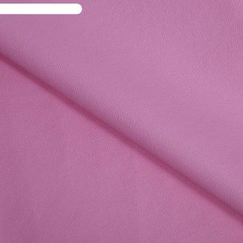 Ткань декоративная кожа для пэчворка «розовые мечты», 18 х 24,5 см