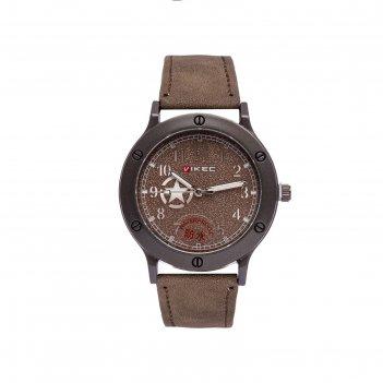 Часы наручные мужские vikec d=4 см, микс