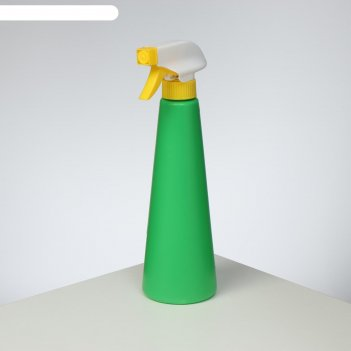 Пульверизатор «конус», 0,4 л, цвет микс