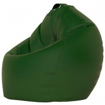 Кресло-мешок xxl, ткань нейлон, цвет зеленый