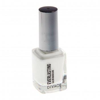 Гелевый лак для ногтей divage, nail polish everlasting g, цвет № 25
