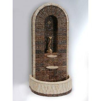 Ф333 фонтан  «водная стенка грот»