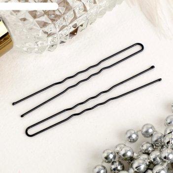 Шпильки для волос 7,5 см (набор 10 шт)
