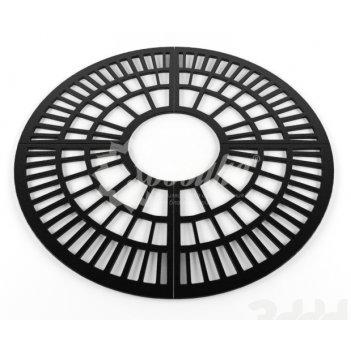 Приствольная решётка (круглая) р-05 1200х1200