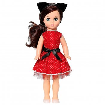 Кукла «мила яркий стиль 2», 38 см