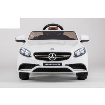 Электромобиль barty mercedes-benz s63 amg  изготовлен по лицензии