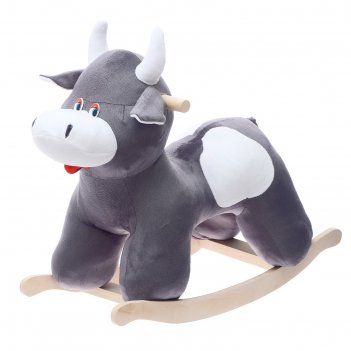 Качалка корова мини, микс