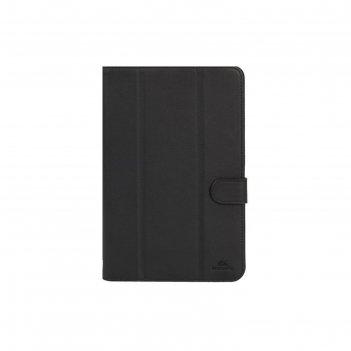 Чехол rivacase (3132), для планшетов 7, черный
