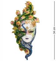 Ws-348 венецианская маска павлин