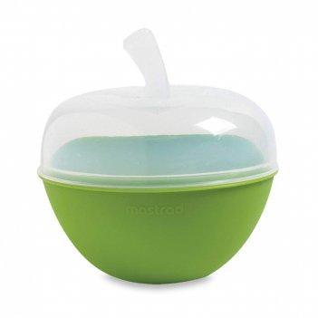 Набор из 2-х форм и ложки для запекания фруктов, диаметр: 10 см, материал: