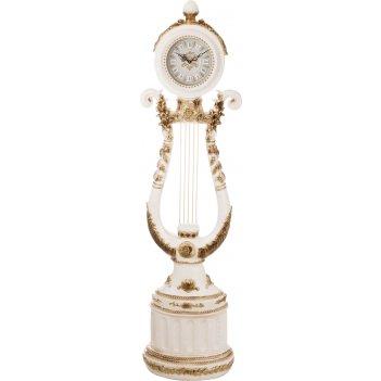 Часы напольные кварцевые лира 46*31*167 см. диам...