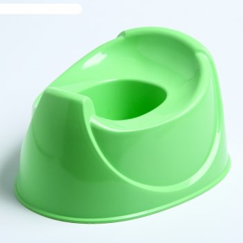 Горшок детский бамбино зеленый