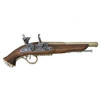 1103/l пистолет пиратский, 18 в.