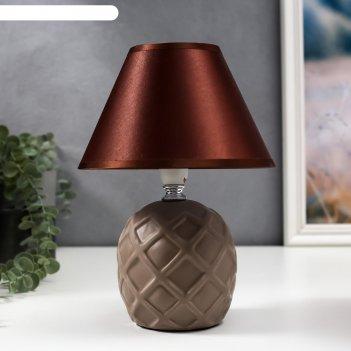 Лампа настольная 37515/1 1х40вт е14 18х18х26 см