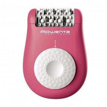 Эпилятор rowenta ep1110f0, 4.8 вт, 24 пинцета, 2 скорости, 1 насадка, от с