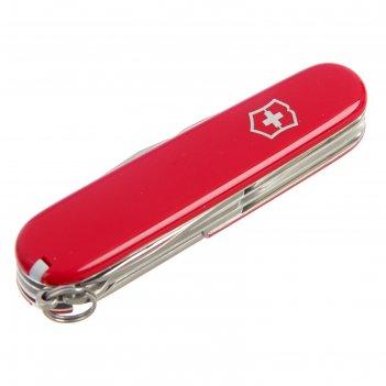 Нож перочинный victorinox super tinker 1.4703, 91 мм, 14 функций