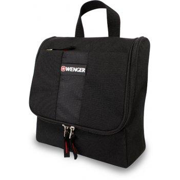 Дорожная сумка wenger, цвет черный