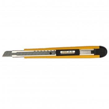 Нож olfa autolock ol-a-5, безопасный, 9 мм