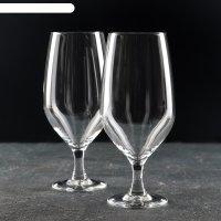 Набор бокалов для пива 580 мл селест, 2 шт
