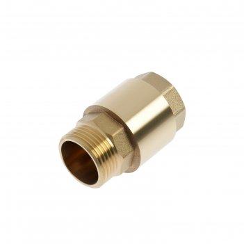 Клапан обратный taen, 1, наружная /внутренняя резьба