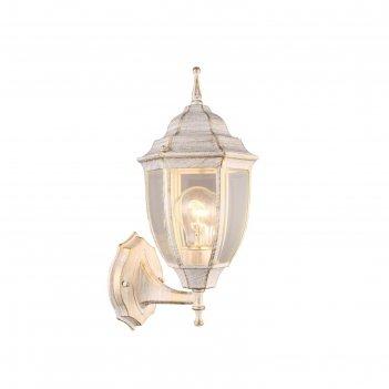 Светильник уличный pegasus, 60вт, e27, цвет белый