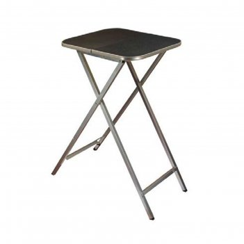 Стол для груминга складной-раздвижной до 70 кг, 50,5 х 50,5 х 87 см, покры