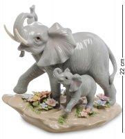 Cms-15/90 статуэтка слоны (pavone)