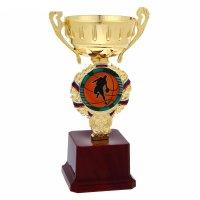 Кубок спортивный баскетбол, 11,4 х 19,5 х 8 см