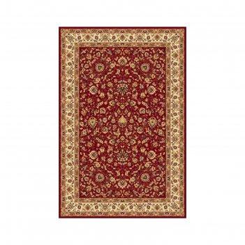 Прямоугольный ковёр izmir 5471, 150 х 350 см, цвет red
