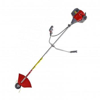 Триммер бензиновый redverg rd-gb243, 1.7 квт/2.2 л.с., 42.7 см3, леска/нож