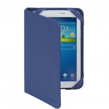 Чехол rivacase (3212), для планшетов 7, blue