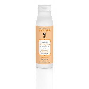 Шампунь для окрашенных волос precious nature pure color protection shampoo