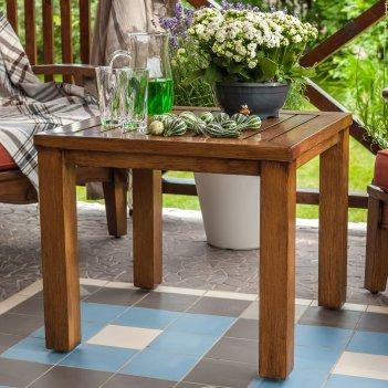 Кофейный стол вишневый садъ альберо солидо, садовая мебель
