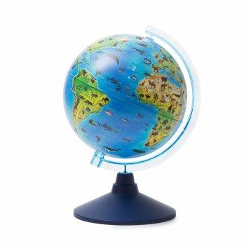 Глобус globen ке012100207 зоогеографический (детский) 210 евро