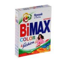 Стиральный порошок bimax автомат color&fashion т/у, 400 гр