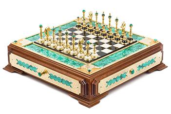 шахматы златоуст