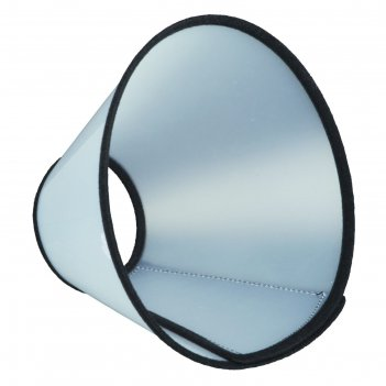 Защитный воротник trixie, на липучке, размер xs-s, 20-26 см/11 см